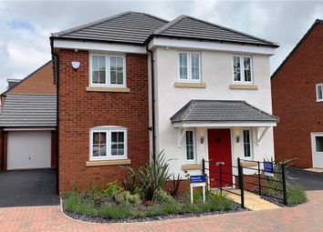 "Thumbnail 3 bedroom detached house for sale in ""Pebworth"" at Halam Road, Southwell"