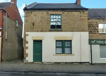 Thumbnail 3 bed end terrace house for sale in Front Street East, Bedlington, Northumberland
