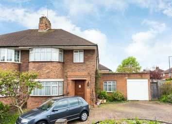 4 bed semi-detached house for sale in Howberry Road, Canons Park, Edgware HA8