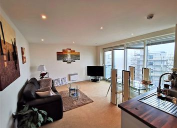 Thumbnail 1 bed flat for sale in Meridian Tower Trawler Road, Marina, Swansea