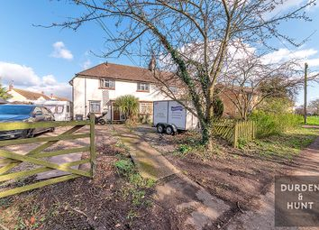 Thumbnail 5 bed semi-detached house for sale in Church Road, Hatfield Peverel