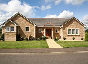 Thumbnail 4 bed detached bungalow for sale in Kellieside Park, Kinross