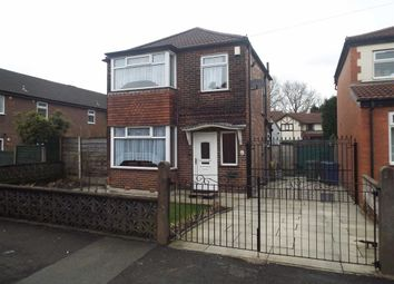 Thumbnail 3 bedroom detached house for sale in Taylor Street, Prestwich, Manchester