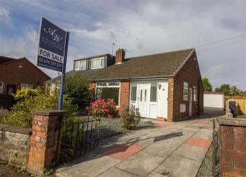Thumbnail 2 bedroom semi-detached bungalow for sale in Lords Stile Lane, Bromley Cross, Bolton
