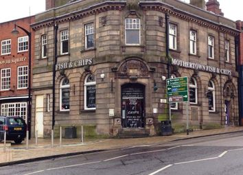Thumbnail Restaurant/cafe for sale in Swan Square, Burslem, Stoke-On-Trent