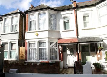 Thumbnail 4 bedroom end terrace house for sale in Montpelier Gardens, East Ham, London