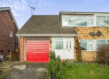 Thumbnail 3 bed semi-detached house for sale in Knapping Hill, Harrogate, North Yorkshire