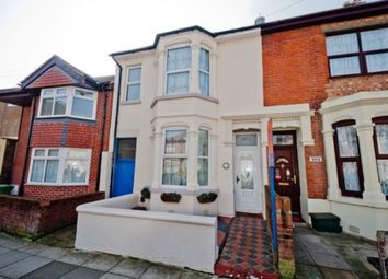 Thumbnail 4 bedroom terraced house for sale in Powerscourt Road, Portsmouth