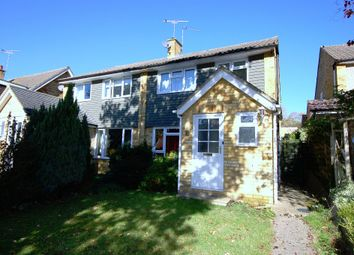Thumbnail 3 bed semi-detached house for sale in Faulkner Place, Bagshot