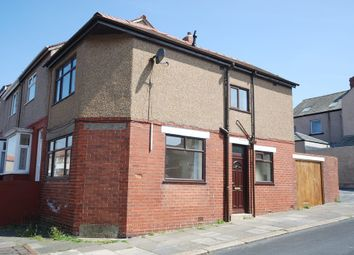 Thumbnail 2 bed end terrace house for sale in Folkestone Avenue, Walney, Cumbria