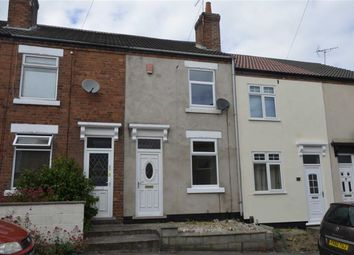 Thumbnail 2 bedroom terraced house for sale in South Street, South Normanton, Alfreton
