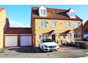 Thumbnail 4 bed semi-detached house for sale in Heather Drive, Leeds