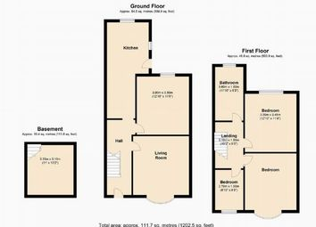 Thumbnail 3 bedroom terraced house to rent in Ardington Road, Abington, Northampton