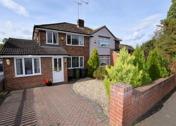 Thumbnail 3 bed semi-detached house for sale in Dell Road, Tilehurst, Reading