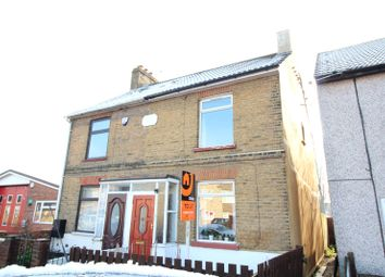 Thumbnail 2 bedroom semi-detached house to rent in The Grove, Swanscombe, Kent
