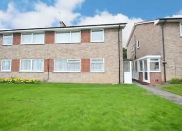 Thumbnail 2 bed maisonette for sale in Stourton Close, Knowle, Solihull