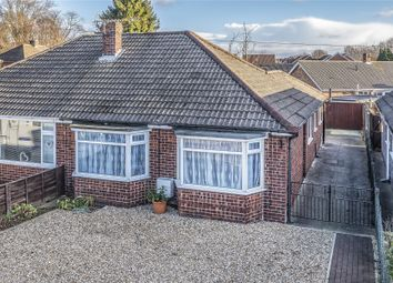 Thumbnail 3 bed bungalow for sale in Grange Avenue, Laceby