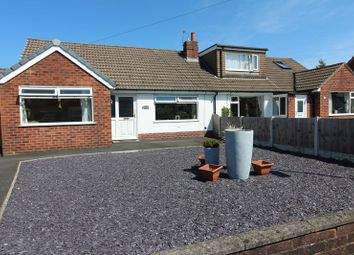 Thumbnail 2 bedroom semi-detached bungalow to rent in Moorfield, New Longton, Preston
