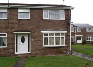 Thumbnail Terraced house for sale in Coltpark Place, Cramlington