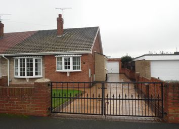 Thumbnail 2 bed bungalow to rent in Meadow Rise, Barnby Dun, Doncaster