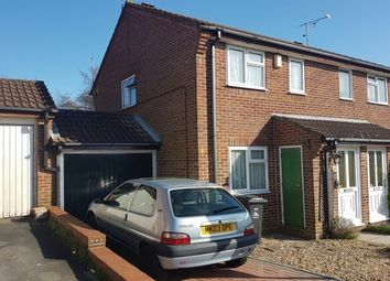 Thumbnail 2 bed property to rent in Stockbridge Close, Poole