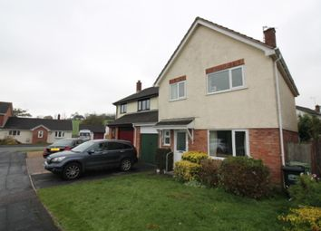 Thumbnail 3 bed detached house to rent in Fulton Close, Ipplepen, Newton Abbot
