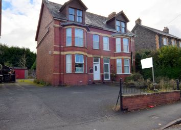 Thumbnail 6 bed semi-detached house for sale in Ashlawn, Tremont Road, Llandrindod Wells, Powys