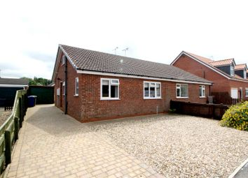 Thumbnail 2 bed semi-detached bungalow for sale in Sylvan Mead, Driffield