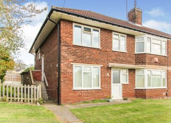 Thumbnail 2 bed maisonette for sale in Lansdowne Road, Brimington, Chesterfield
