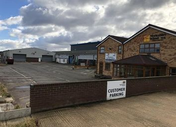 Thumbnail Light industrial for sale in Former Yw Unit, Bramley Way, Hellaby, Rotherham