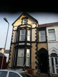 Thumbnail 4 bed shared accommodation to rent in Lochaber St, Cardiff