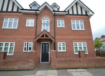 Thumbnail 3 bed flat to rent in Hoylake Road, Moreton, Wirral