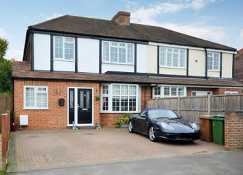 3 bed semi-detached house for sale in Squires Road, Shepperton TW17