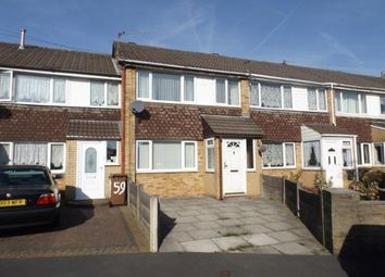 Thumbnail 3 bed terraced house for sale in Hornby Crescent, St Helens, Merseyside, Uk