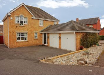 Thumbnail 4 bed detached house for sale in Heol Towy, Caldicot