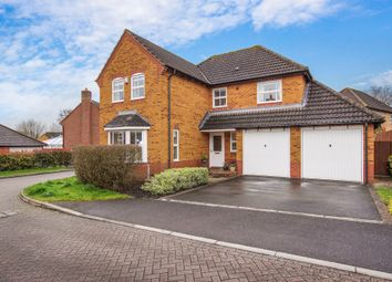 Thumbnail 4 bed detached house for sale in Turner Walk, Bridgeyate, Bristol