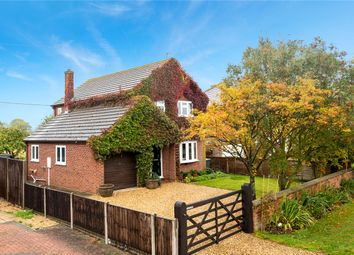 Thumbnail 3 bed detached house for sale in London Road, Osbournby, Sleaford, Lincolnshire
