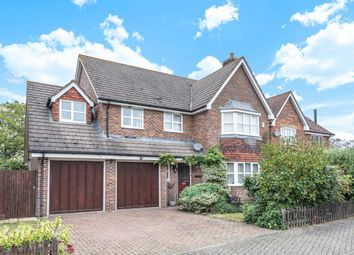 Thumbnail 5 bed detached house for sale in Curlys Way, Reading