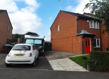 Thumbnail 2 bedroom semi-detached house for sale in Fellowlands Way, Chellaston, Derby