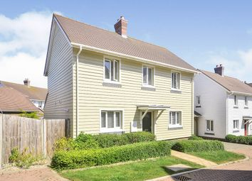 Thumbnail 3 bed detached house for sale in Peacocke Way, Rye, East Sussex