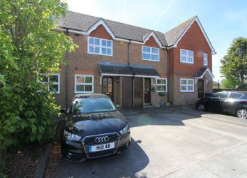 Thumbnail 2 bed terraced house to rent in South Croft, Englefield Green