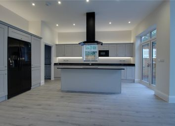 Thumbnail 4 bed semi-detached house for sale in Calvin Close, Camberley, Surrey