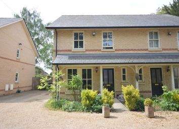 Thumbnail 3 bed property to rent in Fulbourn Old Drift, Cambridge