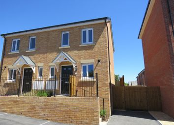 Thumbnail 2 bed semi-detached house for sale in Rhoose Way, Rhoose, Barry