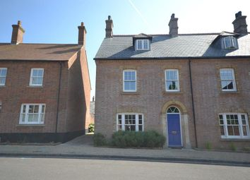 Thumbnail 3 bed end terrace house for sale in Dunnabridge Street, Poundbury, Dorchester