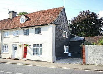 Thumbnail 3 bed cottage for sale in High Street, Hatfield Broad Oak, Bishop's Stortford, Herts