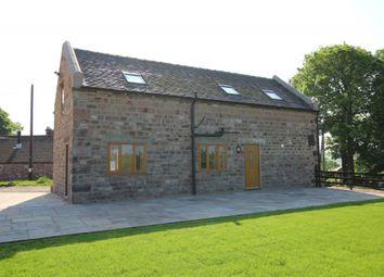 Thumbnail 2 bed barn conversion to rent in Basford Green, Basford, Leek