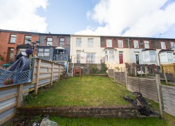 Thumbnail 4 bed terraced house for sale in Raymond Terrace, Treforest, Pontypridd