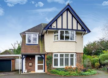 Thumbnail 4 bed detached house for sale in The Avenue, Worcester Park, Surrey