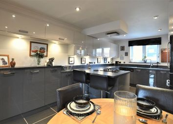 Thumbnail 3 bed town house for sale in Bridge Walk, Burton Waters, Lincoln